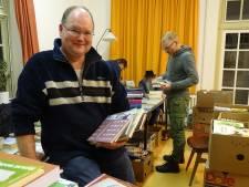 Boekenbeurs in Glanerbrug: 'Vroeger stond de boekenkast in de kamer te pronken'
