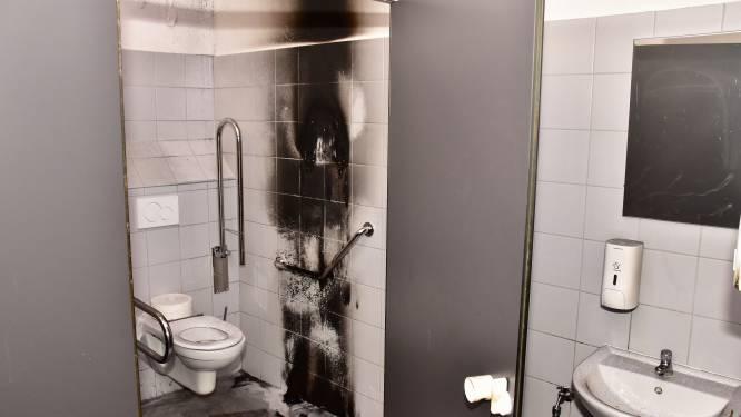 Twee verdachten van brandstichting in stationstoilet op vrije voeten
