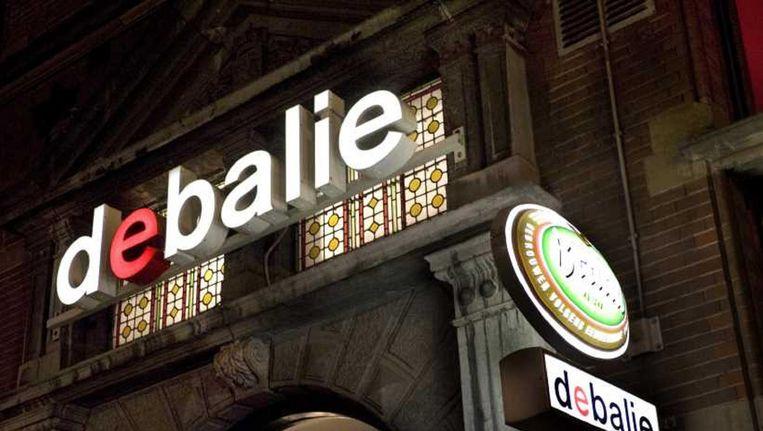 De nominaties werden bekendgemaakt in De Balie. Beeld De Balie