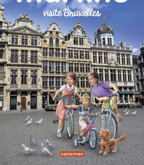 Martine, l'héroïne des enfants, visite Bruxelles dans ses nouvelles aventures