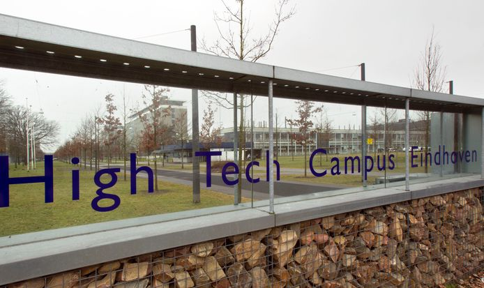 High Tech Campus, een motor van de economie van Zuidoost-Brabant.