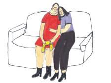 Fem (47): 'Mijn man was ik kwijt, maar ik kreeg iets moois terug'