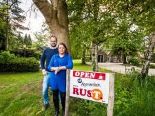 Noordijkse bed & breakfast Borgersteeg wint meteen gouden Zoover  Award