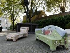 Worden de Tilburgse Social Sofas straks ook in de VS gemaakt?