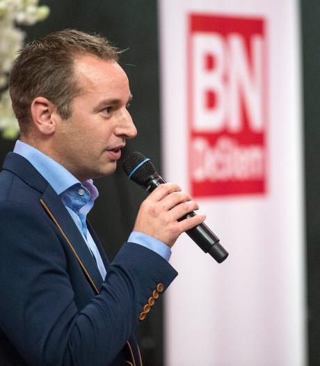 André Trompers nieuwe hoofdredacteur van BN DeStem