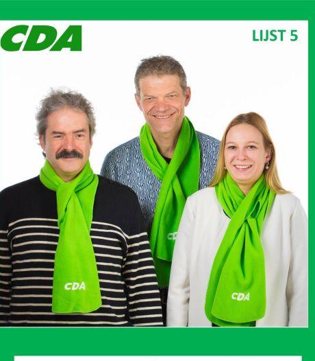 Rik Roemen lost Guus Mulders af voor het CDA in de raad van Oisterwijk
