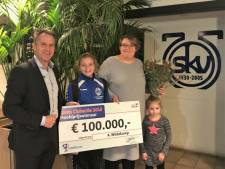 100.000 euro van Grote Clubactie valt bij SKV in Wageningen