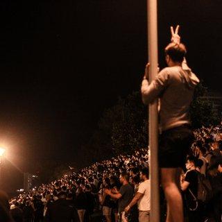 Dagboek uit Minsk: 'Het geweld maakt me bang. Maar nu stoppen is oneerlijk'