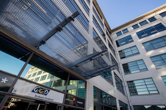Eindhoven Het kantoor van de GGD in Eindhoven