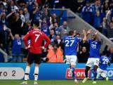 Sterrenteam van Man United ook onderuit bij Leicester City
