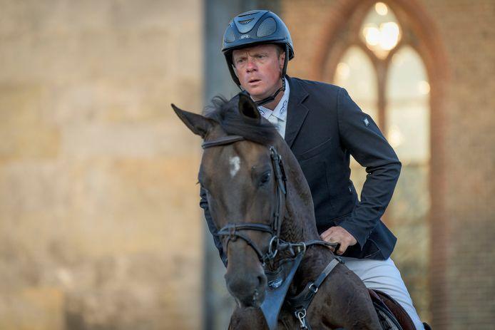 """Willem Greve is net terug uit Spanje met zijn paarden. """"Onderweg is er gestopt bij verschillende stallen."""""""