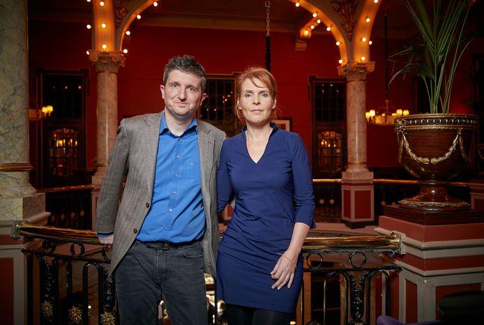 De samenwerking tussen Peter Groenendijk en Ingrid de Groot begon wat stroef.