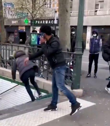 Femme poussée dans le métro parisien: une autre version de la vidéo fait surface