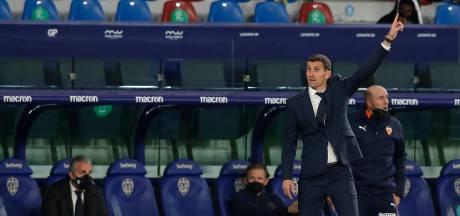 Nederlaag tegen Barça kost Javi Gracia kop bij Valencia