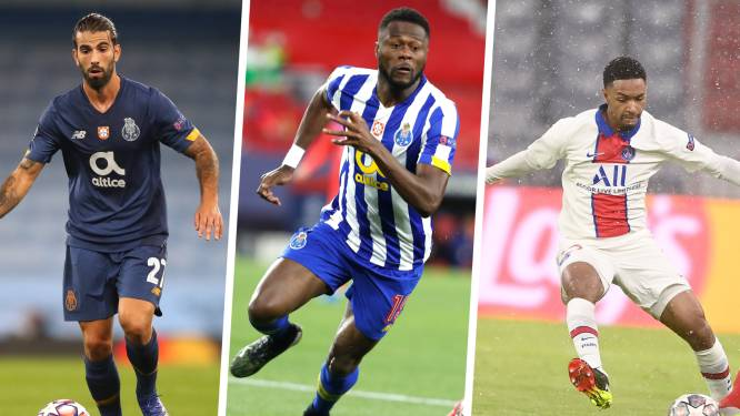 Misnoegde Portugees, fikse boete voor RSCA en 30 miljoen van PSG: deze 3 schopten het van onze pintjesliga tot CL-kwartfinale