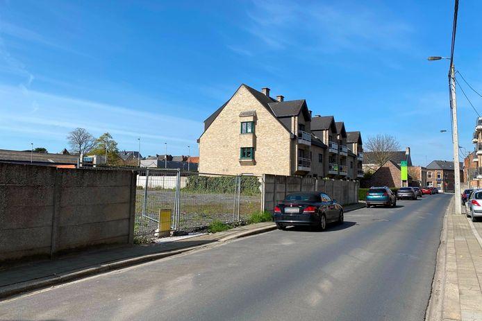 De uitrit van Hubo Lede zou in de Julius De Geyterstraat komen.
