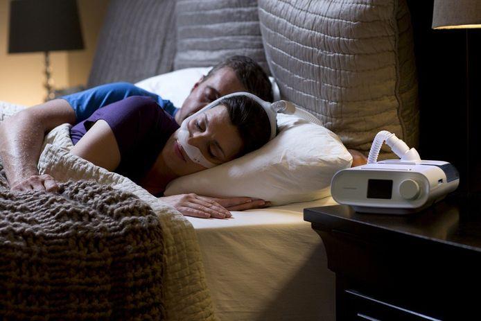 Volgens Philips is het Dreamstation anti-snurk-apparaat het meest door slaapartsen voorgeschreven slaaptherapie-apparaat in de Verenigde Staten.