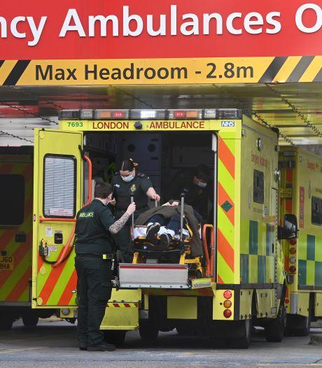 Gemuteerd virus zorgt voor crisis in Britse ziekenhuizen: 'Onvoldoende bedden'