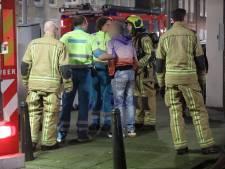 Pannetje op het vuur vergeten: ruim honderd bewoners op straat bij brand in Maasstaeteflat