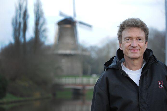Peter Jansen, de vertrokken hoofdredacteur van De Gelderlander.