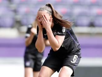 """Onze watcher van het vrouwenvoetbal schetst de dip van RSCA Women: """"Er zijn kosten aan, het freewheelen is voorbij"""""""