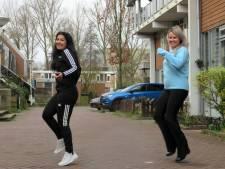 'Zoetermeerders, dans samen de Jerusalema op straat'