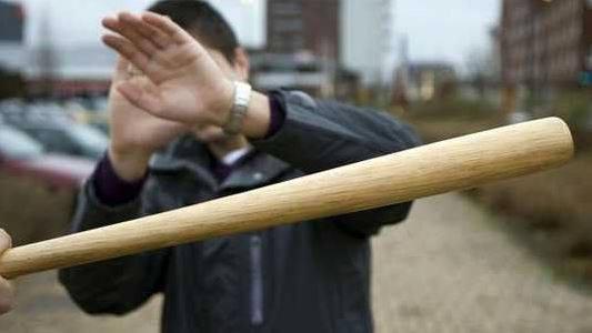 Mishandeling honkbalknuppel