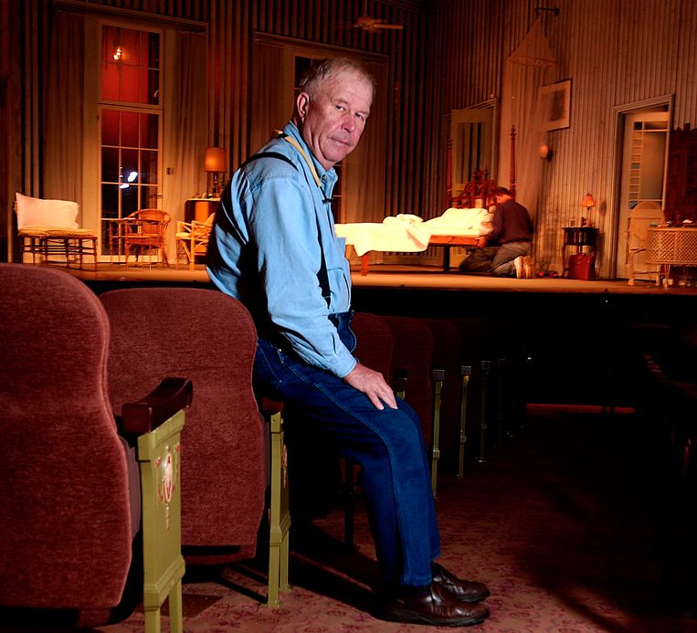 Ned Beatty in 2003 Beeld AP