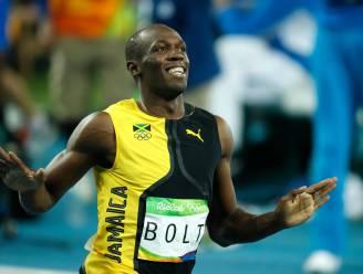 Los jij de nieuwe puzzel op? Klop je Usain Bolt als je 10 meter voorsprong krijgt?