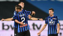 LIVE. Atalanta zorgt opnieuw voor doelpuntenkermis, ook Malinovskyi staat op het scorebord