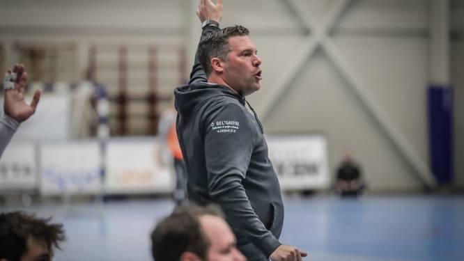 """Korneel Douven (HC Visé): """"Bocholt is favoriet in de bekerfinale, maar wij gaan voluit voor onze eerste trofee"""""""