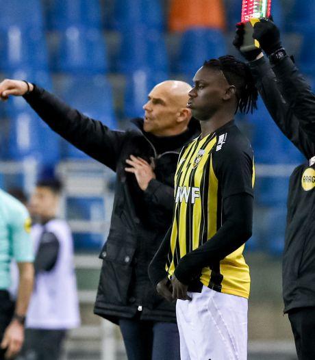 Letsch geniet van topklassering Vitesse, maar tegen hekkensluiter FC Emmen is elke arrogantie misplaatst