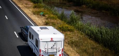 Caravan snel uitpakken! Politie in Berkelland controleert
