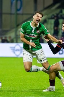 FC Dordrecht staat weer 'gewoon' laatste: 'Op dit moment overheerst vooral onmacht'