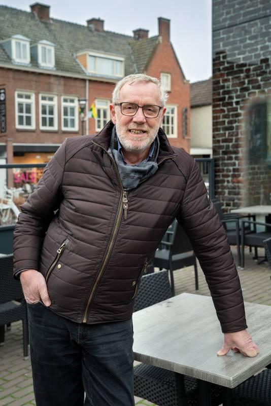 Schijndels citymanager Harrie van Herpen.