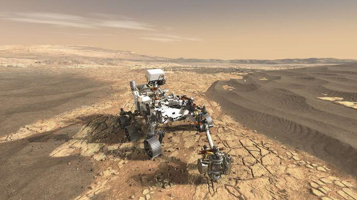 Bedoeling is in juli te vertrekken, om in februari neer te strijken op Mars.
