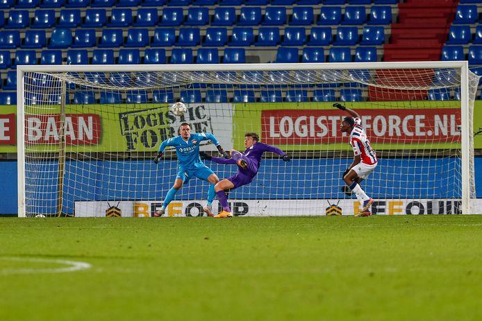 Willem II - FC Groningen.