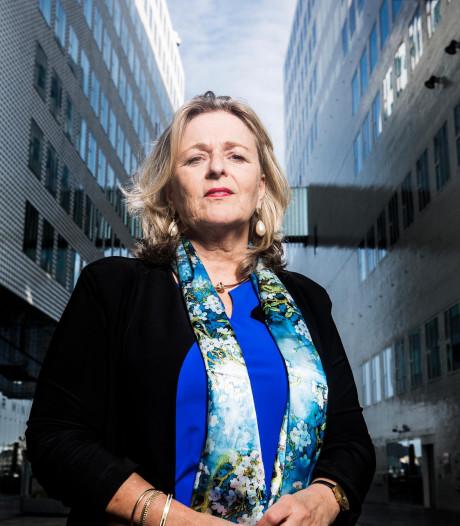 Hoofdofficier Nicole Zandee legt taken neer vanwege ziekte