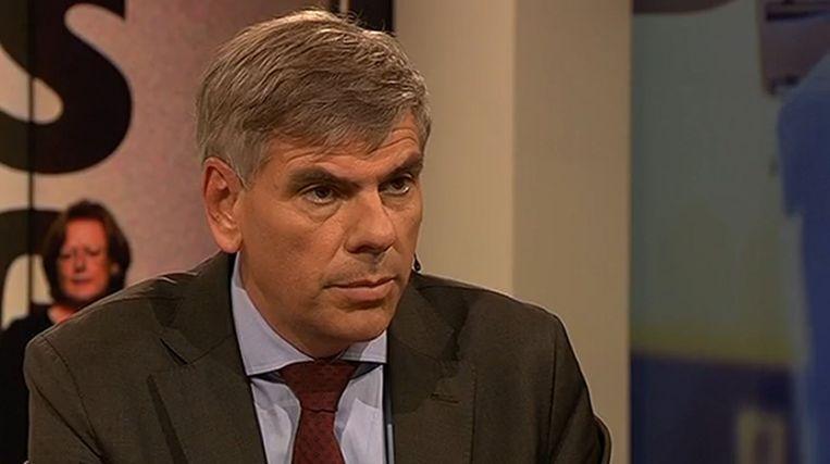 Filip Dewinter. Beeld RV VRT