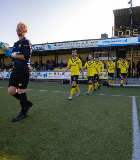 Doelman Justin Bruins ruilt KHC in voor DOS Kampen, honderd meter verderop
