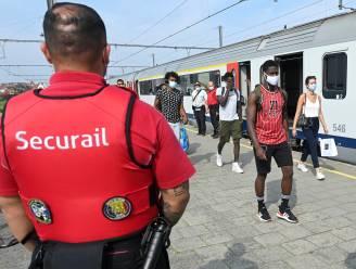 Agenten Securail leggen werk neer nadat treinreiziger hond op hen loslaat
