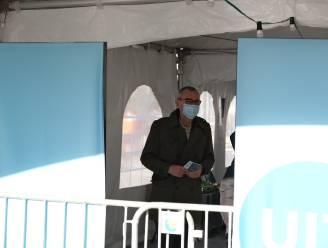 Ook minister van Volksgezondheid Frank Vandenbroucke is nu ingeënt