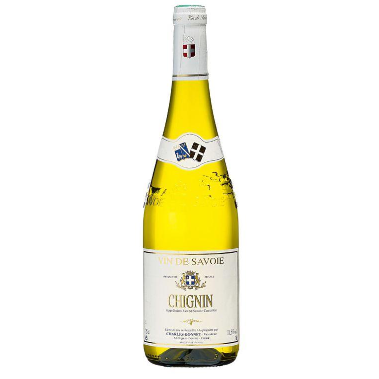 Domaine Gonnet 2019, Jacquère, Savoie, Frankrijk. € 13,50  Beeld RV