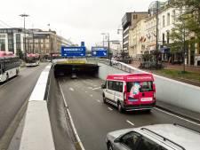 Willemstunnel in Arnhem week lang dicht voor groot onderhoud en veiligheidsmaatregelen