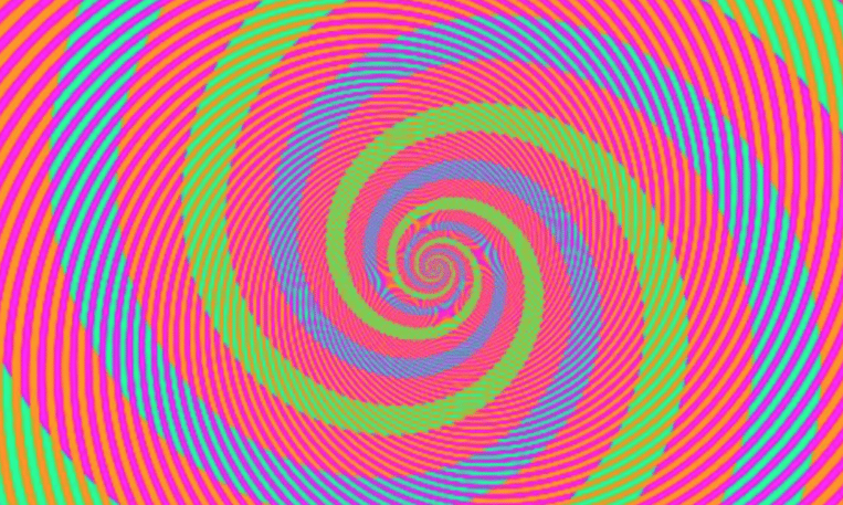 Optische Illusie Hoeveel Kleuren Zie Jij In Dit Plaatje