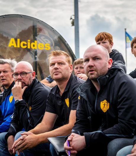 Heldendaden Xander Jager genoeg voor zege Alcides in Alphen