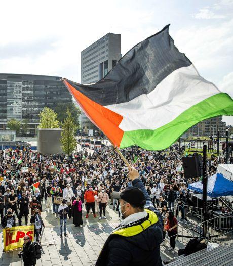 Verhit weekend vol pro-Palestina- én pro-Israëldemonstraties