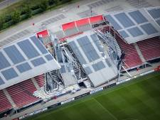 Schade AZ-stadion loopt vermoedelijk in de miljoenen euro's