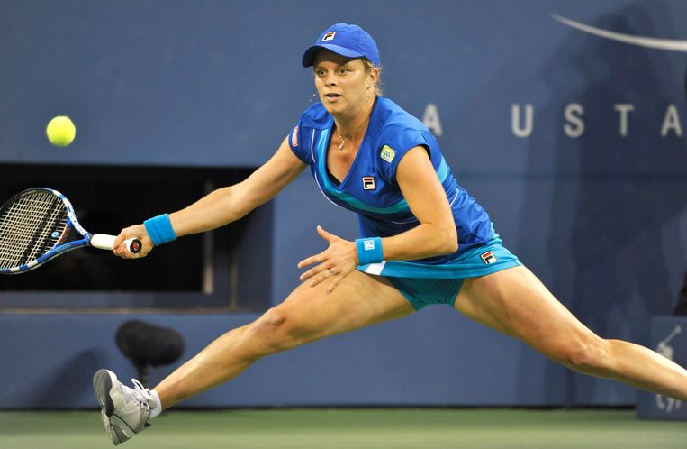 Kim Clijsters. Beeld Photo News