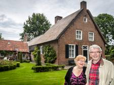 Roland en Heleen wonen in historische boerderij in Veldhoven: 'We hebben hier alle ruimte voor een feestje'
